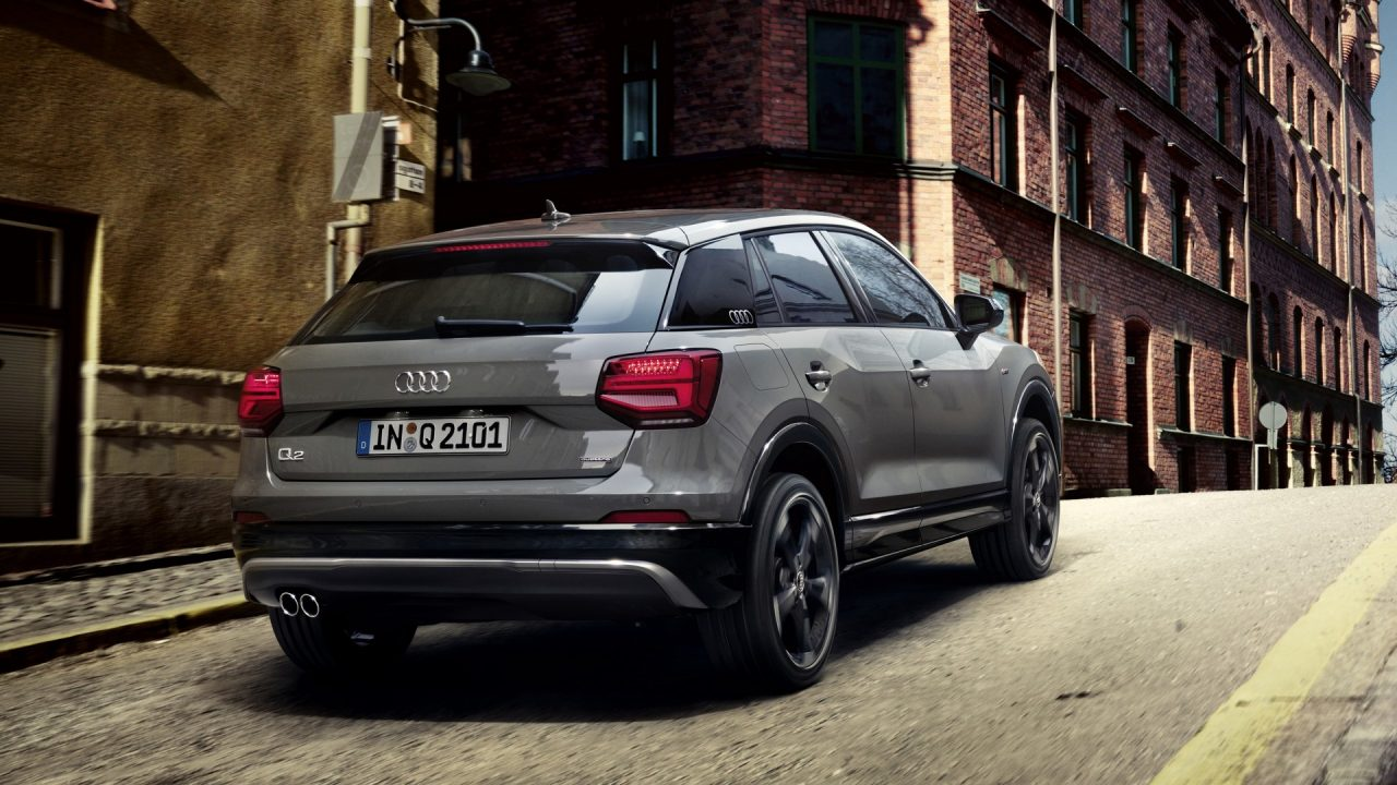 audi q2 to launch with sporty edition 1 special. Black Bedroom Furniture Sets. Home Design Ideas