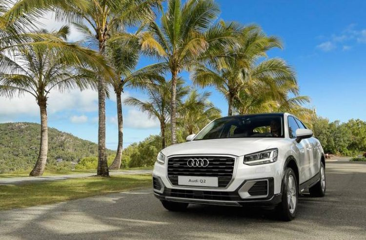 Audi Q2-Hamilton Island