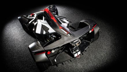 BAC develops graphene panels for Mono sports car