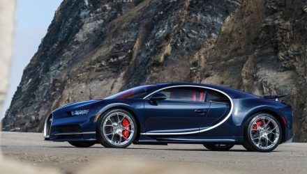 Bugatti Chiron hybrid could be on the way – report