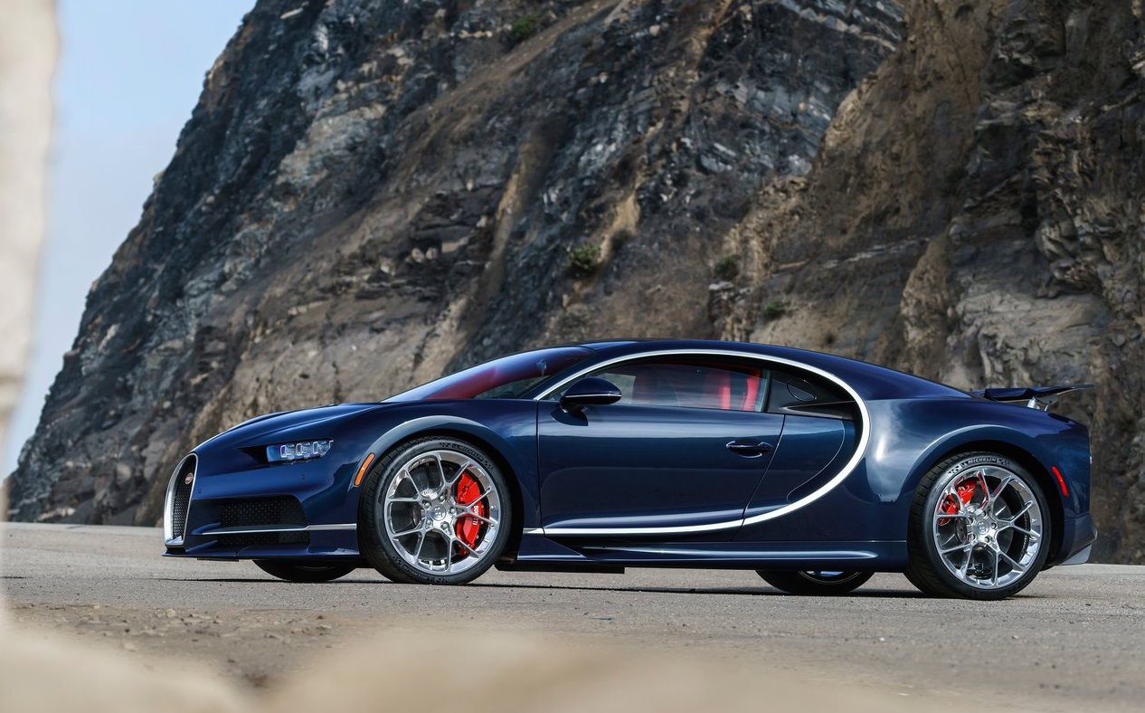 Bugatti Chiron Hybrid Could Be On The Way Report