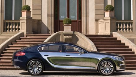 Bugatti Galibier sedan back on the agenda – report