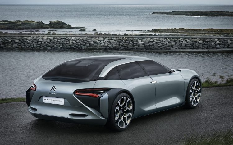 Citroen CXPERIENCE concept-rear