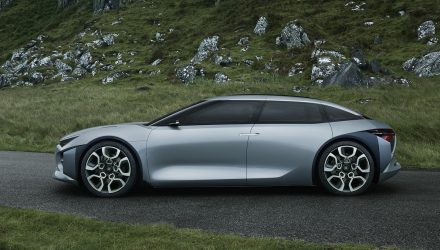 Citroen CXPERIENCE concept revealed, previews next C6?