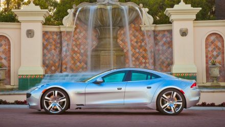New Karma Revero plug-in hybrid to debut next month