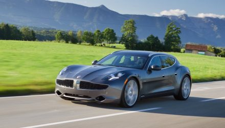 Karma Automotive to produce EVs in China