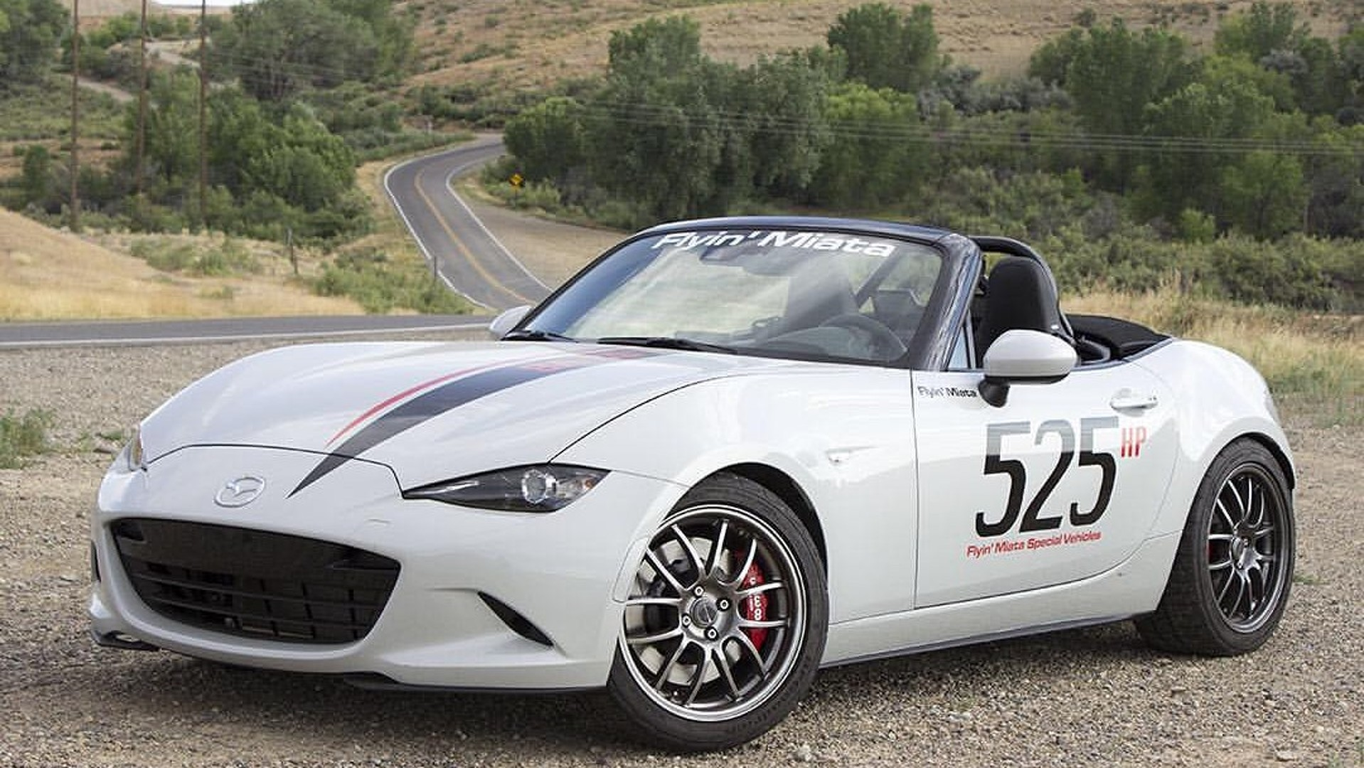 2016 mazda mx 5 gets ls3 v8 conversion the perfect car performancedrive. Black Bedroom Furniture Sets. Home Design Ideas