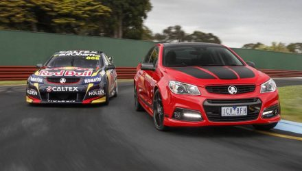 Holden confirms next-gen Commodore for 2018 V8 Supercars