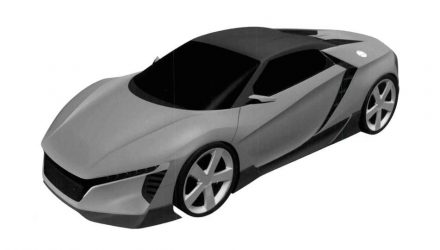 Baby Honda NSX on the way? 'ZSX' trademark found