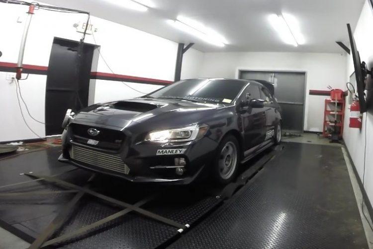IAG Perforance Subaru WRX STI