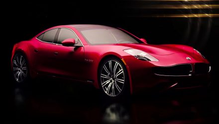 Karma Revero previewed, looks similar to Fisker Karma (video)
