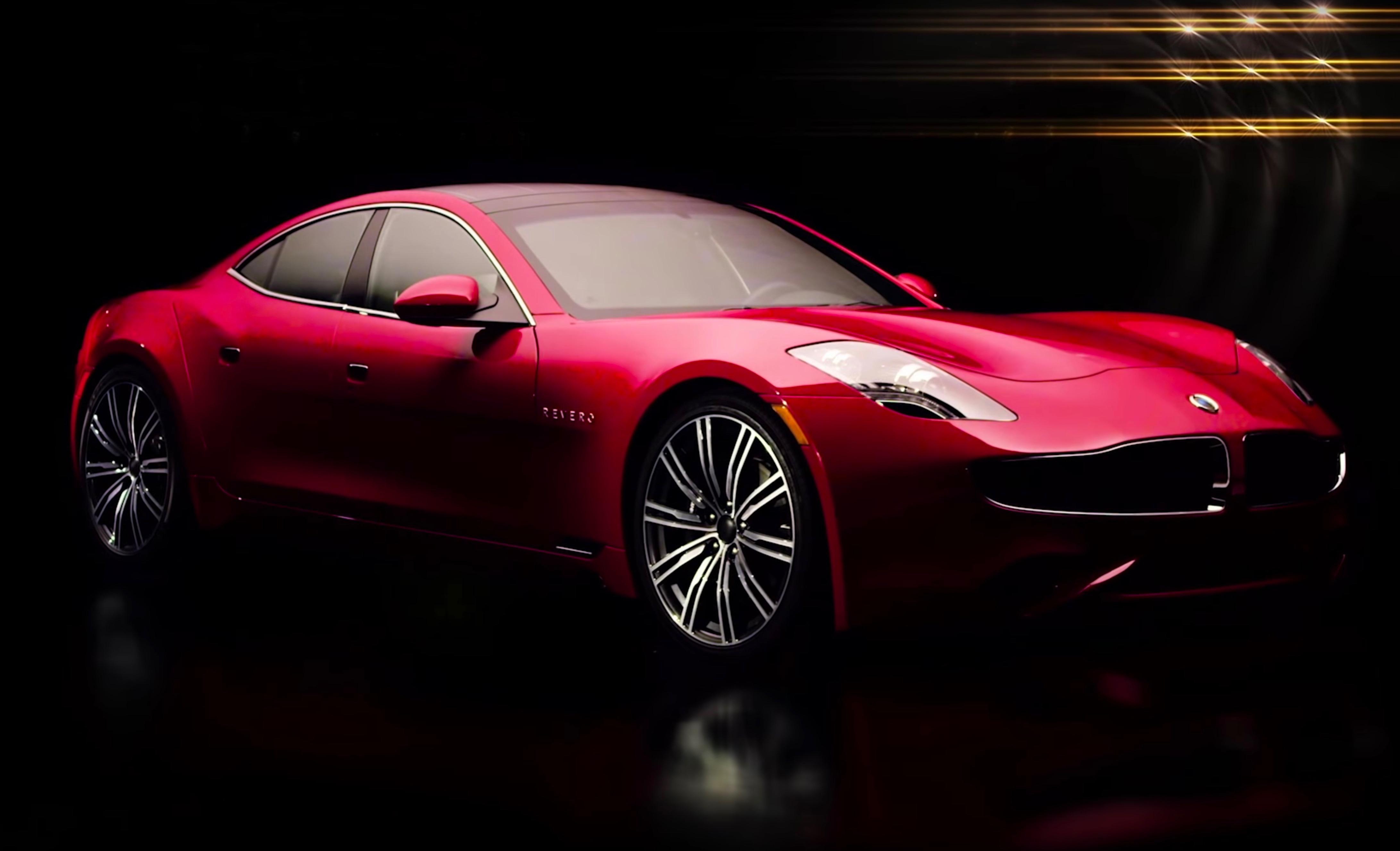 karma revero previewed looks similar to fisker karma video performancedrive. Black Bedroom Furniture Sets. Home Design Ideas