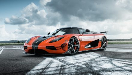 US-spec Koenigsegg Agera XS revealed