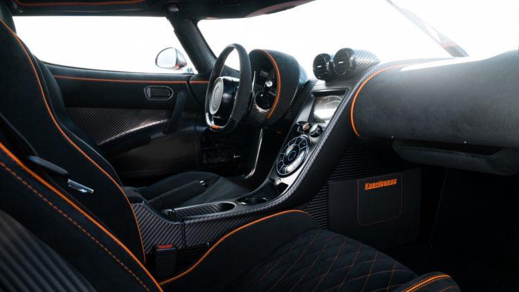 Koenigsegg Agera XS-interior
