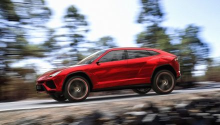 Lamborghini to double annual sales with new SUV