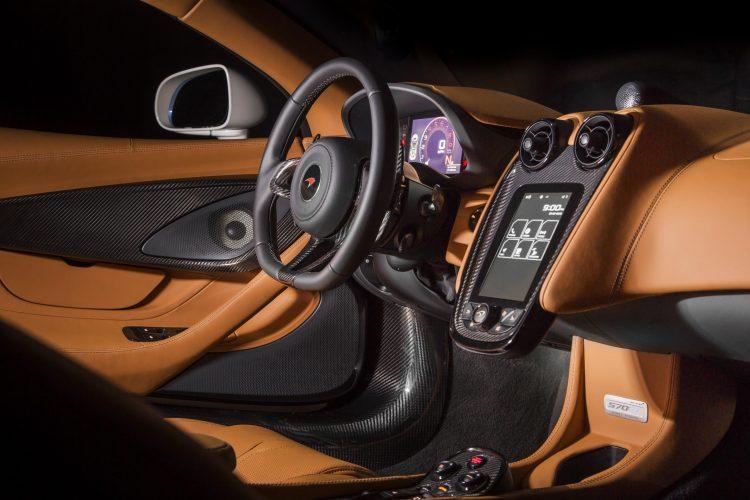 McLaren 570GT MSO-interior