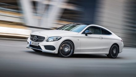 Mercedes-AMG C 43 on sale in Australia from $101,900