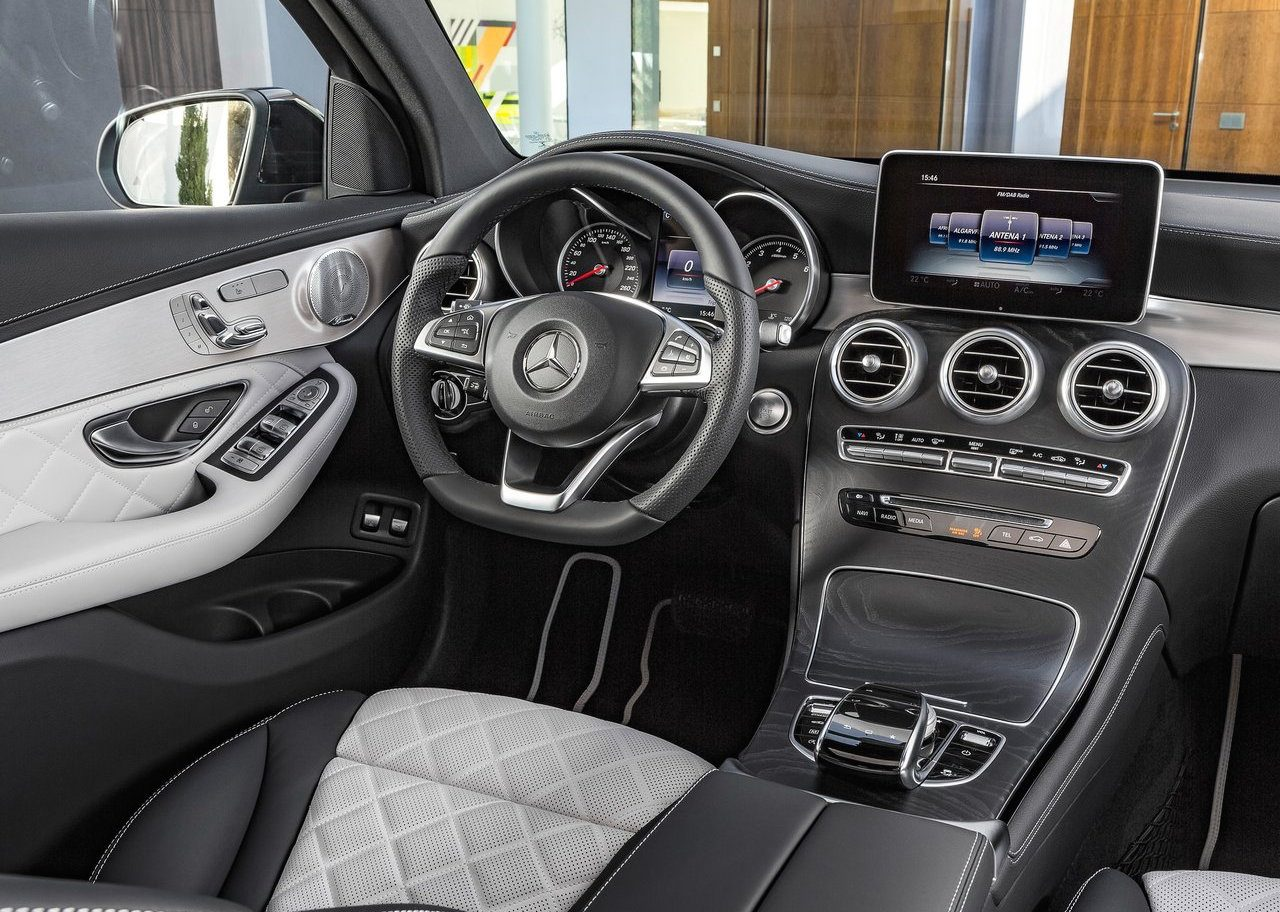 Mercedes-Benz GLC Coupe On Sale In Australia From $77,100