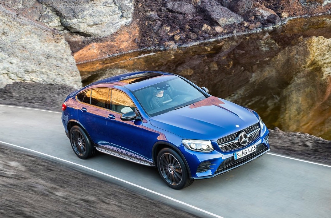 mercedes benz glc coupe on sale in australia from 77 100 performancedrive. Black Bedroom Furniture Sets. Home Design Ideas