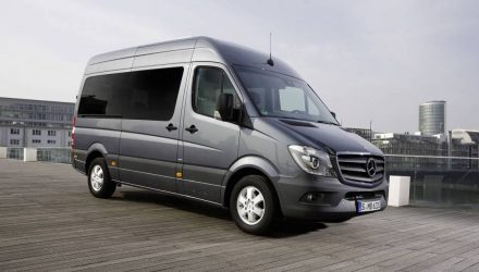 Electric Mercedes-Benz Sprinter option coming in 2018 – report