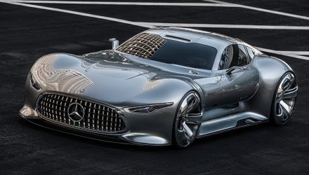 Mercedes to celebrate AMG 50th with F1-powered hypercar – report
