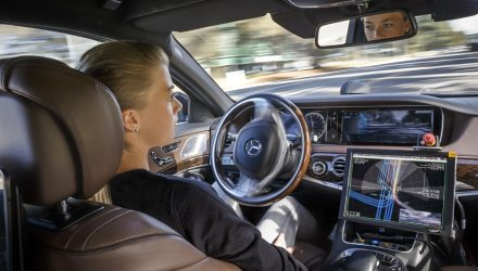 Mercedes & Infiniti owners most inclined to autonomous cars