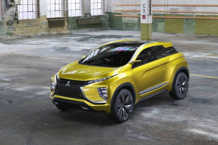 Mitsubishi confirms fully electric small SUV by 2020 ...