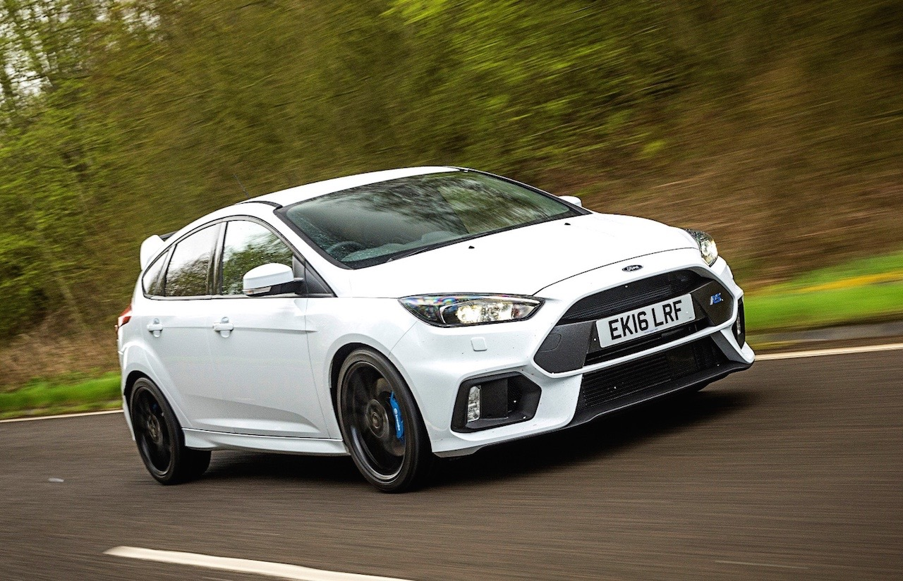 factory backed mountune ford focus rs upgrades announced performancedrive. Black Bedroom Furniture Sets. Home Design Ideas