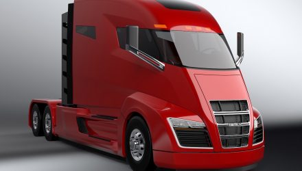 Nikola One EV truck might not happen, hydrogen power instead