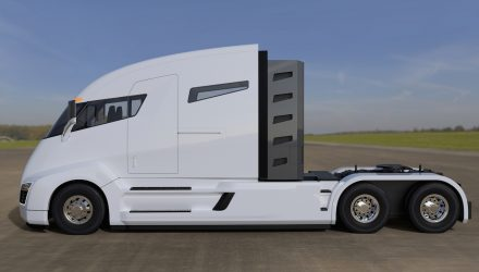 Nikola One 2000hp electric truck to debut December
