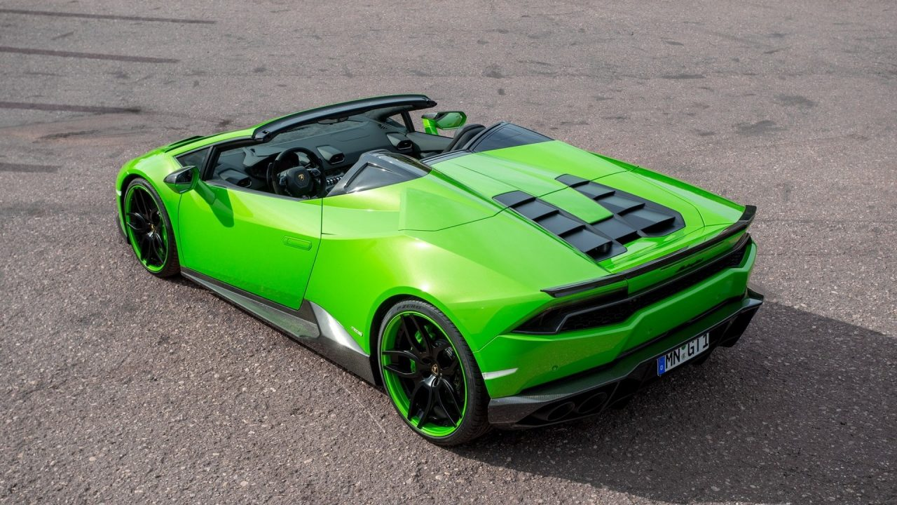 Novitec Develops Supercharger Kit For Lamborghini Huracan