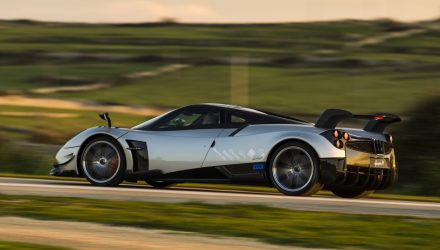 Pagani Huayra BC making Australian debut at World Time Attack