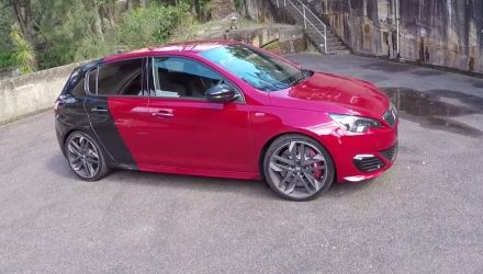 Peugeot 308 GTi 270 review – first impressions (POV)