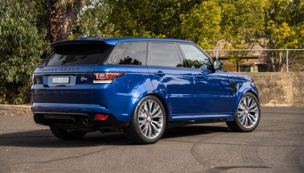 Range Rover Sport SVR review – first impressions (POV)
