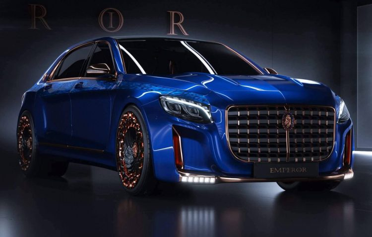 Scaldarsi Emperor I Maybach S 600