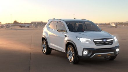 Subaru planning electric SUV, to arrive by 2021 – report