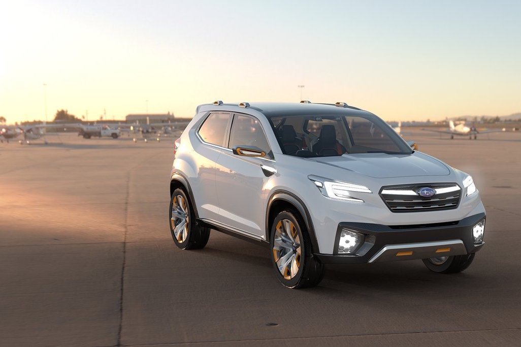 2018 subaru tribeca replacement. wonderful subaru subaru planning electric suv to arrive by 2021 u2013 report throughout 2018 subaru tribeca replacement