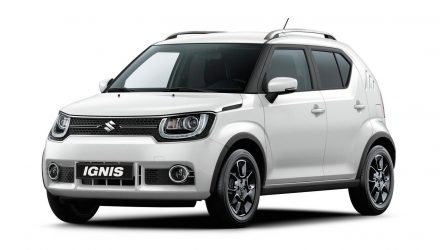New Suzuki Ignis crossover revealed, full debut at Paris show