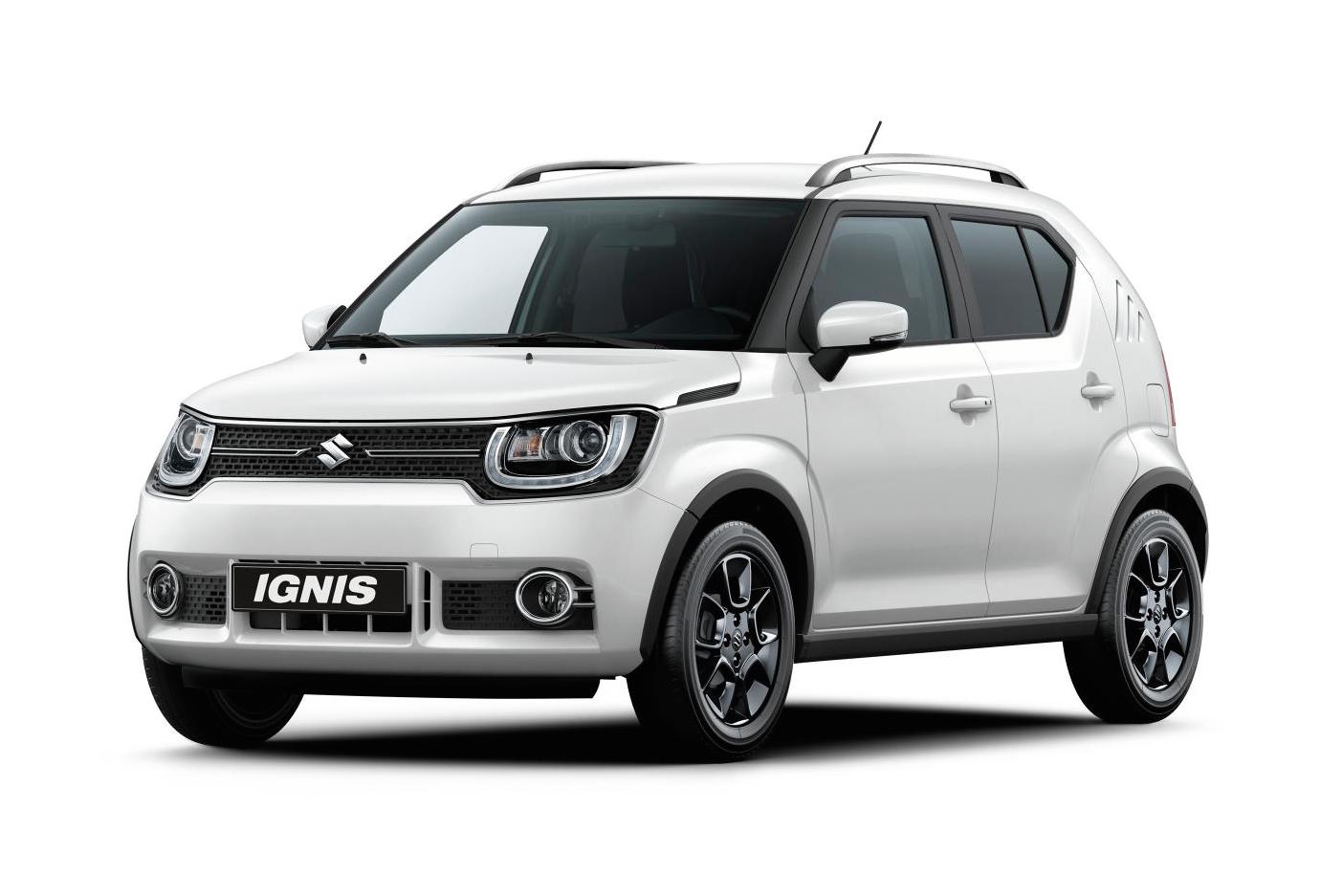 new suzuki ignis crossover revealed full debut at paris show performancedrive. Black Bedroom Furniture Sets. Home Design Ideas