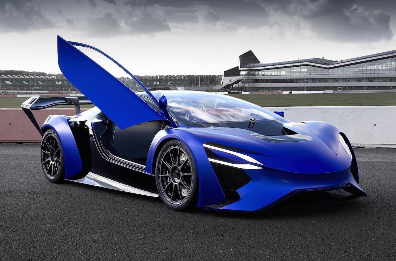 Joss Secures Million Funding For Supercar Performancedrive