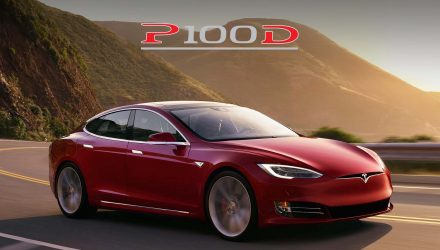 Tesla Model S P100D revealed, 0-100km/h in 2.7 seconds