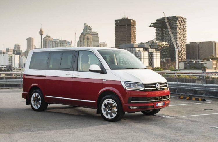 Volkswagen Transporter Multivan