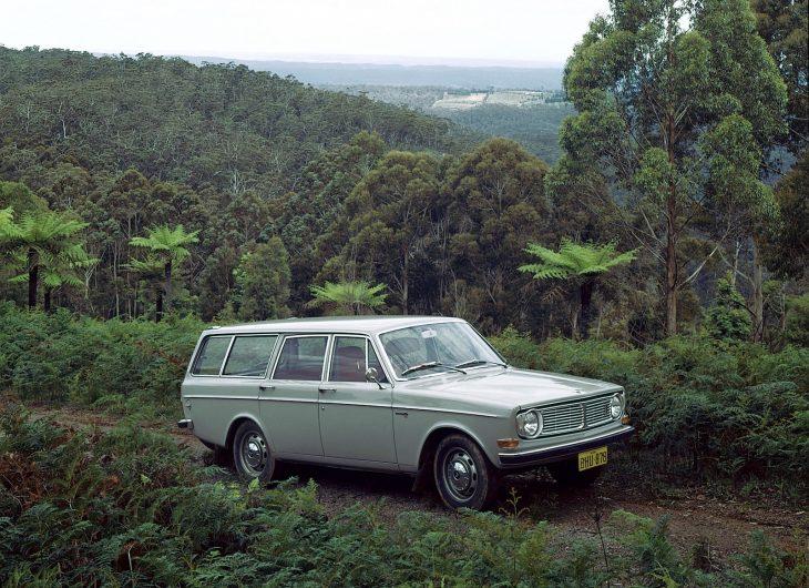 Volvo 145-Australia