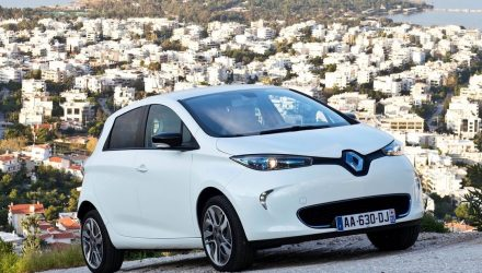 Updated Renault ZOE EV to debut at Paris show, with 350km range?