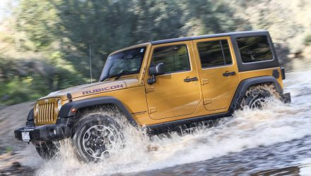 Next Jeep Wrangler getting aluminium body panels