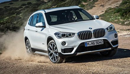 Australian vehicle sales for August 2017 – BMW leads premium SUVs