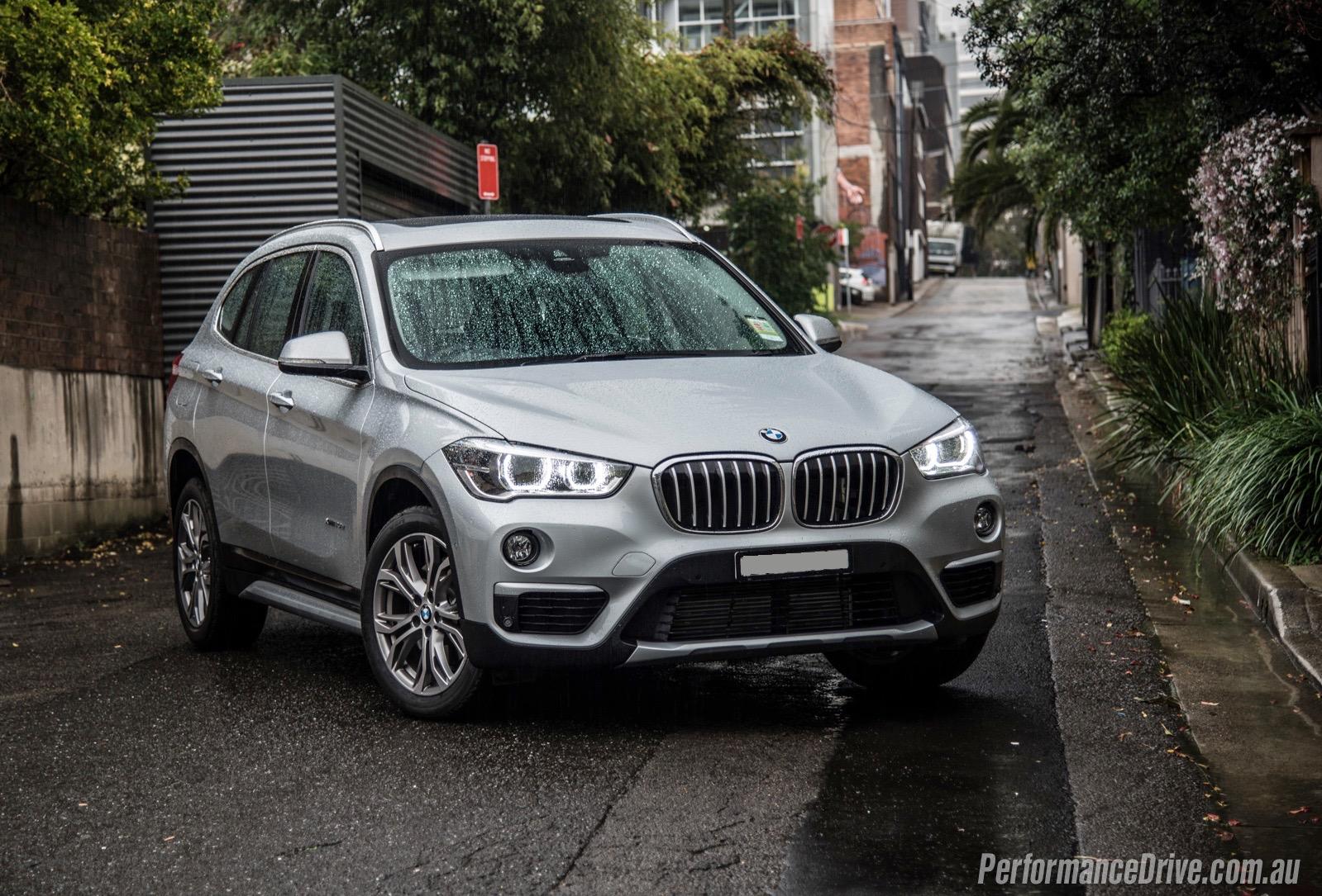 2016 BMW X1 XDrive20d Silver
