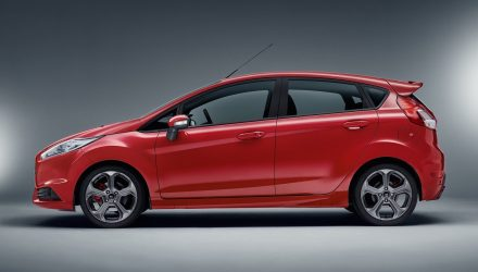 Ford Europe announces five-door Fiesta ST