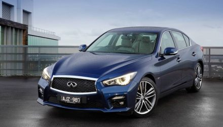 2016 Infiniti Q50 now on sale in Australia, 298kW Red Sport confirmed