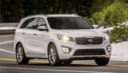 Kia Sorento GT-Line option pack on the way for Australia